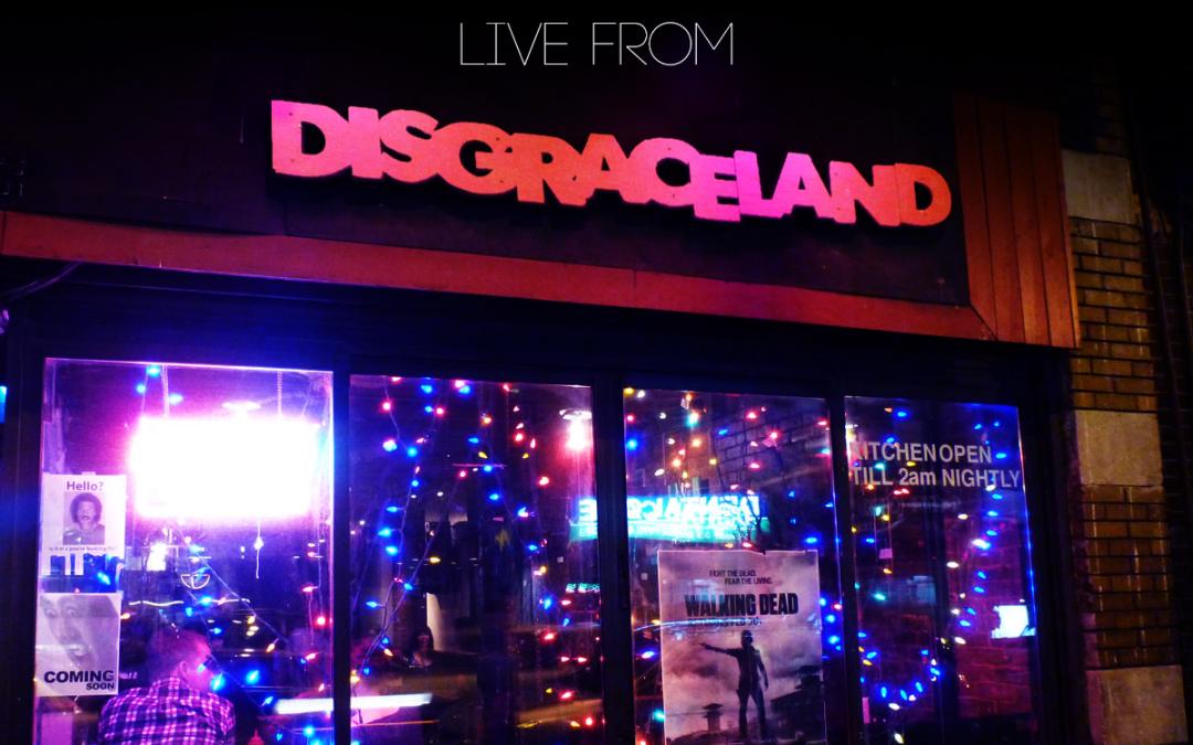 Dj Shamann In Disgraceland (Open Format Classics)
