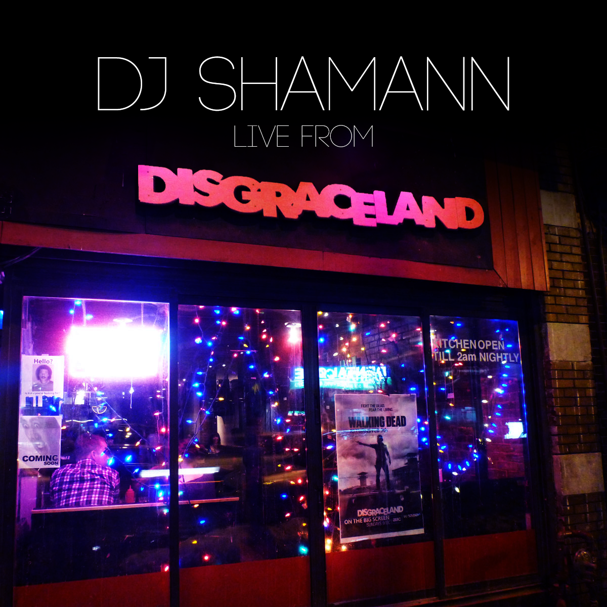 Dj Shamann - Live From DisGraceland (Quick set on Bloor W)