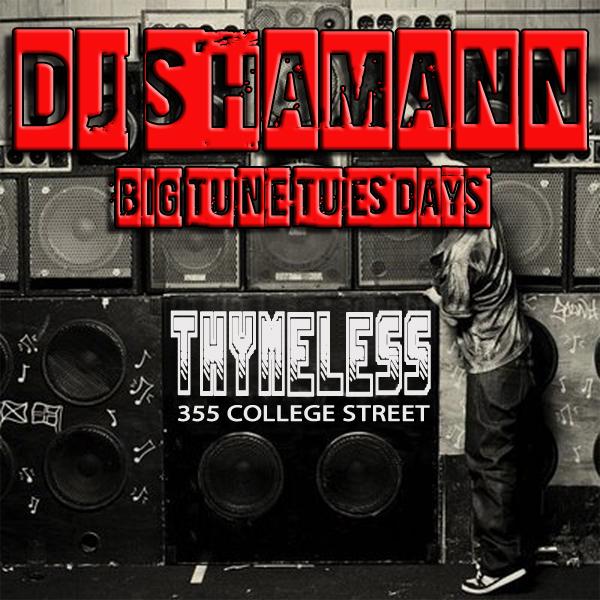 (Reggae – Various) Dj Shamann – Big Tune Tuesdays Promo (2010)