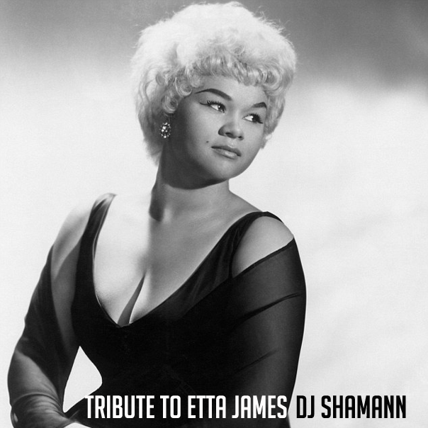 Dj Shamann – A Tribute To Etta James (Youtube)