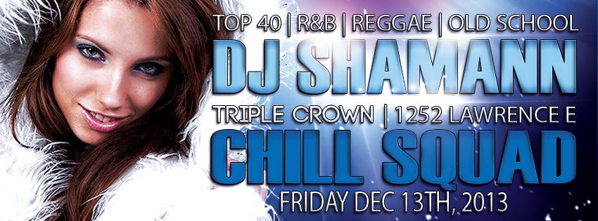 Triple Crown – December 13, 2013