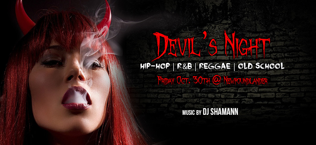 Devil's Night 2015