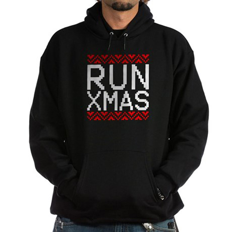 hip hop ugly christmas sweaters, run-dmc ugly sweater, run xmas