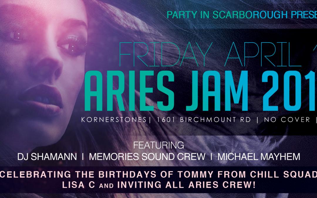 Aries Jam!