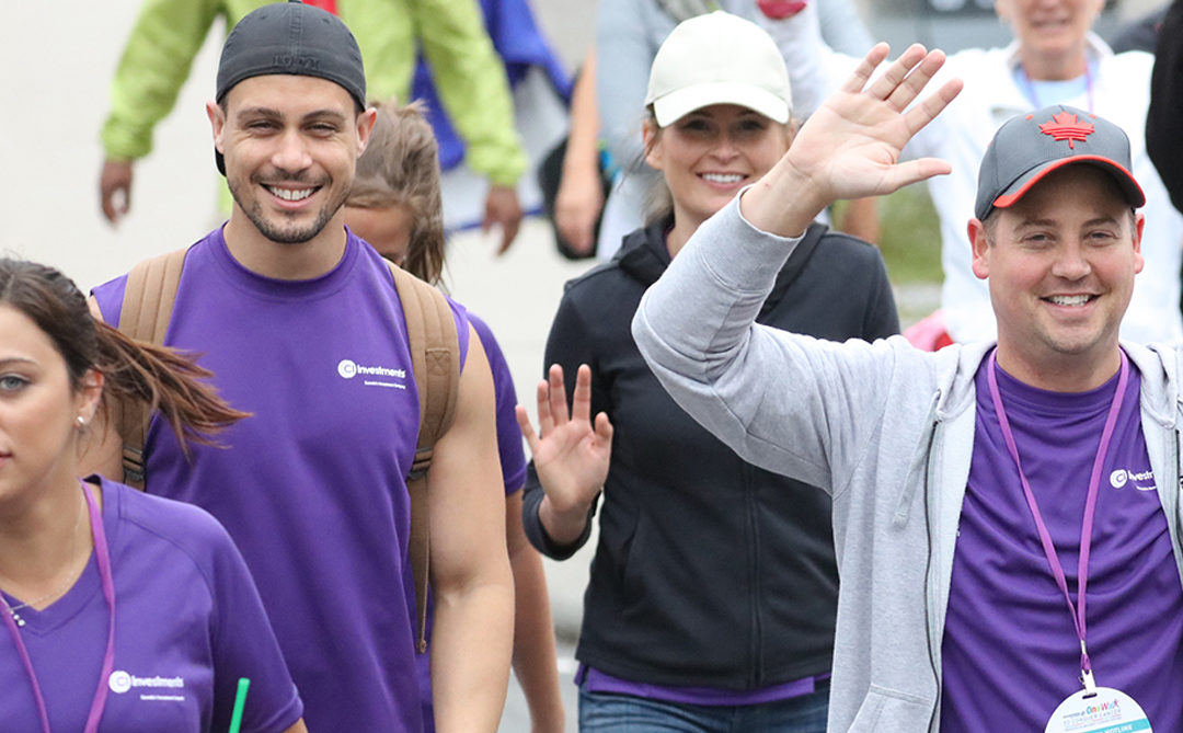 OneWalk To Conquer Cancer Charity Event (Toronto)